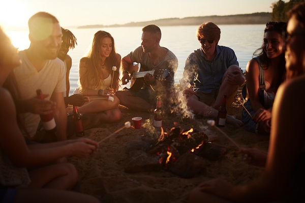 As humans, we come wired with a primal need to share our stories, opinions and feelings with others round the campfire.