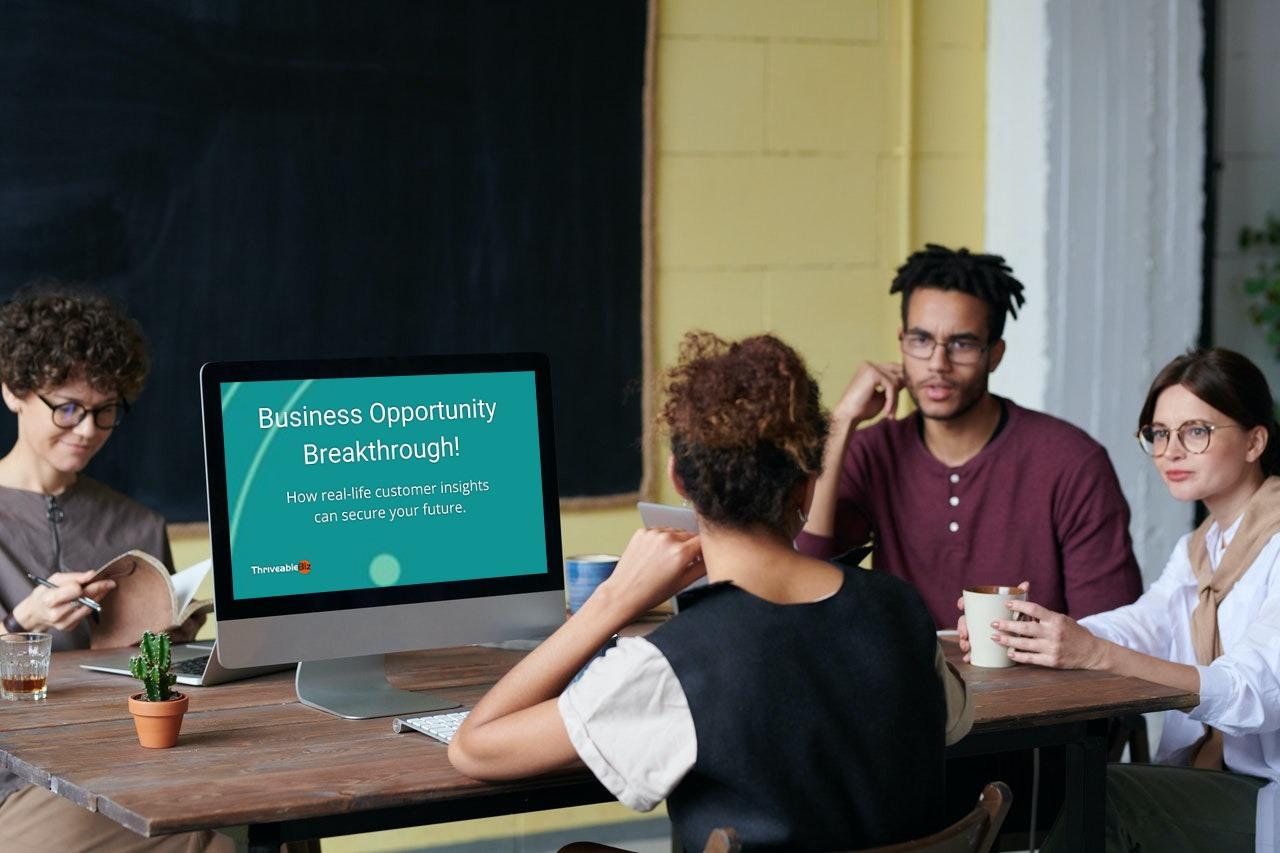 Business Opportunity Handbook by ThriveableBiz